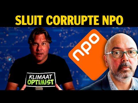 Sluit Corrupt NPO Jensen