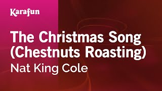 Karaoke The Christmas Song (Chestnuts Roasting) - Nat King Cole *