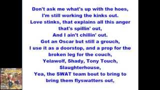 Eminem - Symphony in H Lyrics New 2013