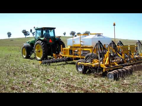 Graytill GT 160 Air Seeder
