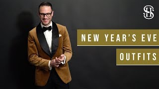 5 New Years Eve Outfits | What To Wear On New Years Eve