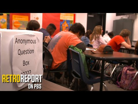 Teaching Teens About Sex: The Decades-Old Debate over Abstinence-Only   Retro Report on PBS