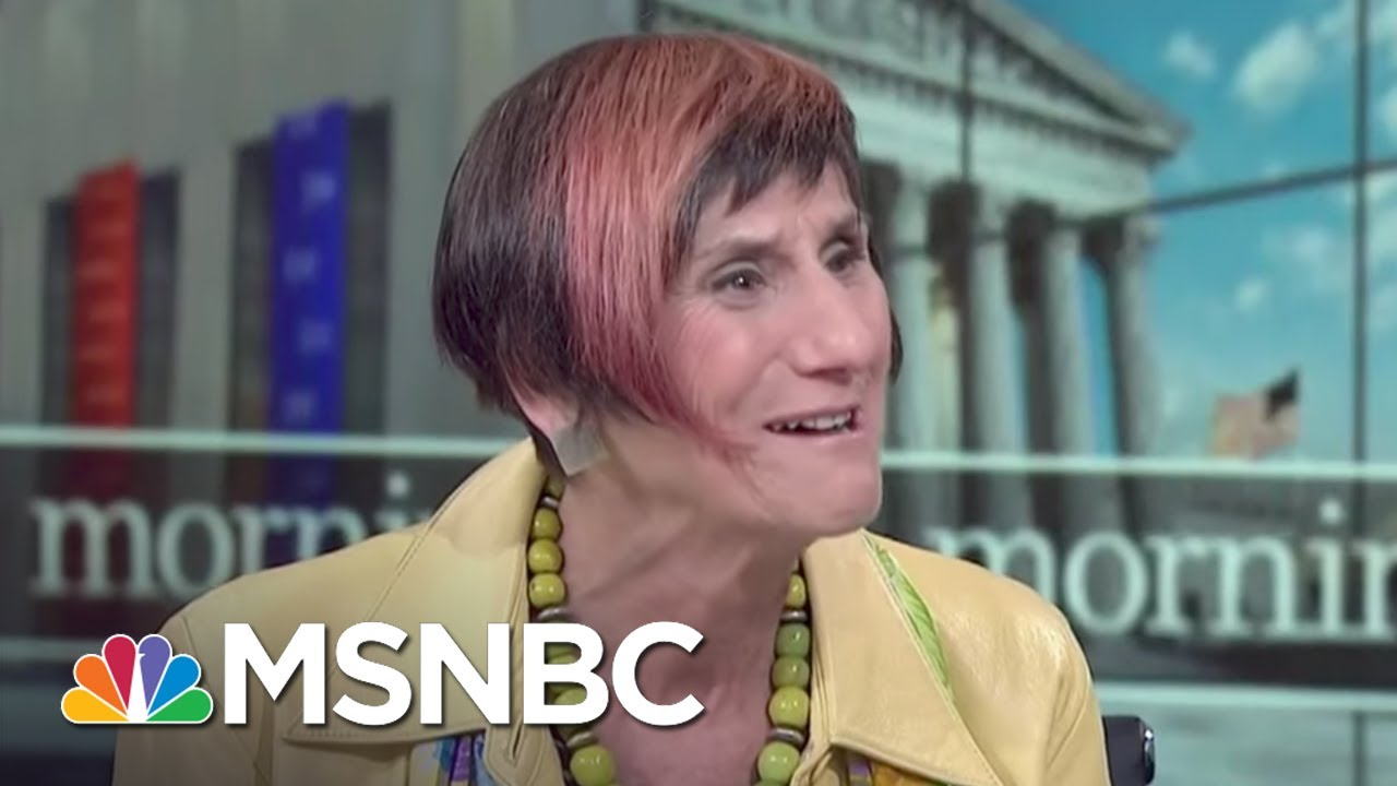 Rep. Rosa DeLauro Defends Social Safety Net In Book | Morning Joe | MSNBC thumbnail