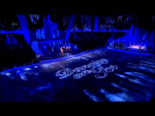 Dancing on Ice 2014 R2 - Ray Quinn