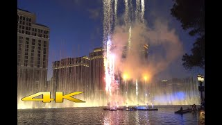 Drake Billboard Music Awards : Gyalchester live @ Bellagio Fountain Las Vegas 2017 [4K]
