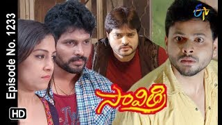 Savithri | 18th March 2019 | Full Episode No 1233 | ETV Telugu