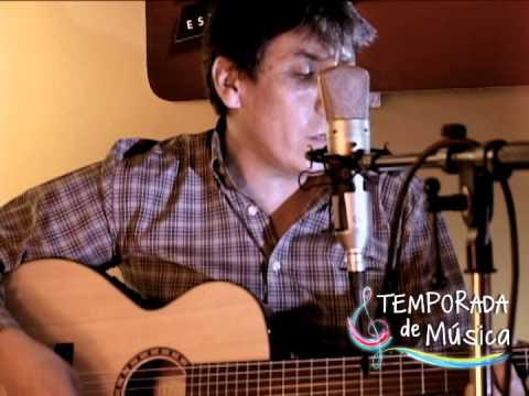 Raffo Castañeda Sesión Acústica - TEMPORADA DE MÚSICA