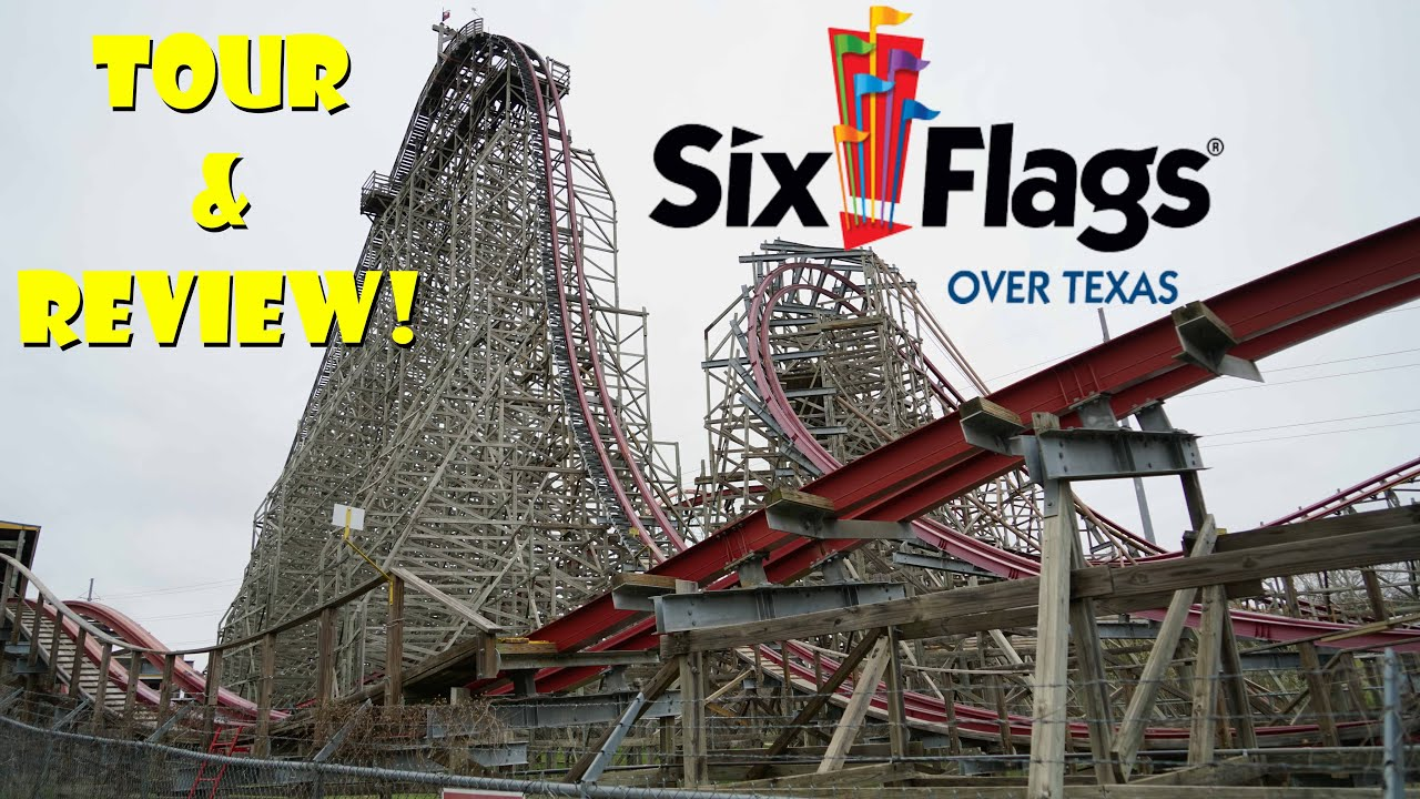 Go to Six Flags Over Texas