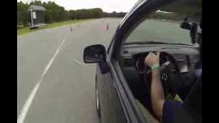 Raceline Performance Motorsports - Mike Adler at AutoX Buccaneer Region SCCA