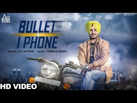 Bullet Te Iphone  R Captain
