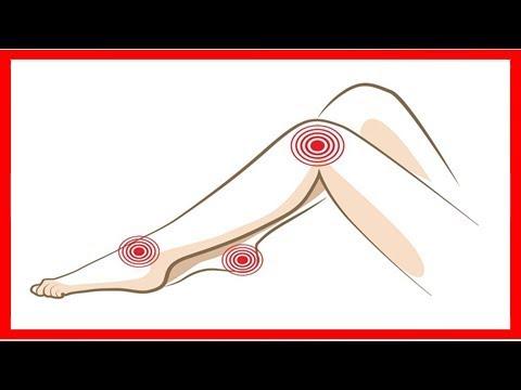 Les bornes dans les muscles la relaxation
