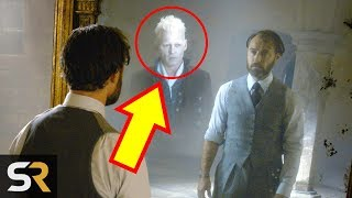 10 Hidden Details You Missed In Fantastic Beasts: The Crimes Of Grindelwald