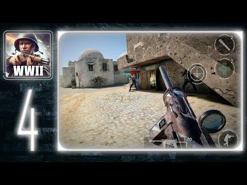 World War Heroes - Gameplay Walkthrough Part 4