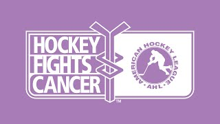 November is #HockeyFightsCancer Month