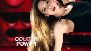 Cheryl Cole - NEW advert - Feria hair colour 2014