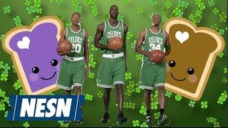 Kevin Garnett, Celtics Are Responsible For NBA's PB&J Obsession