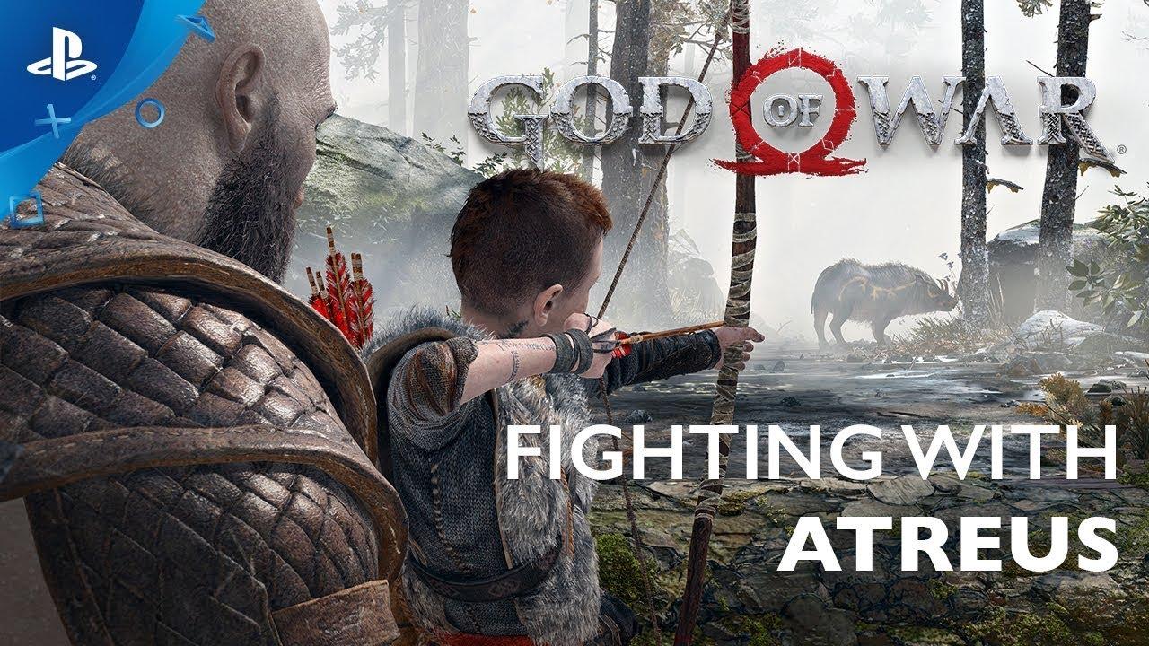 Kratos e Atreus: Tudo em Família