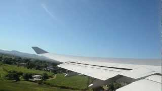preview picture of video 'Air Pacific Boeing 747 Nadi'
