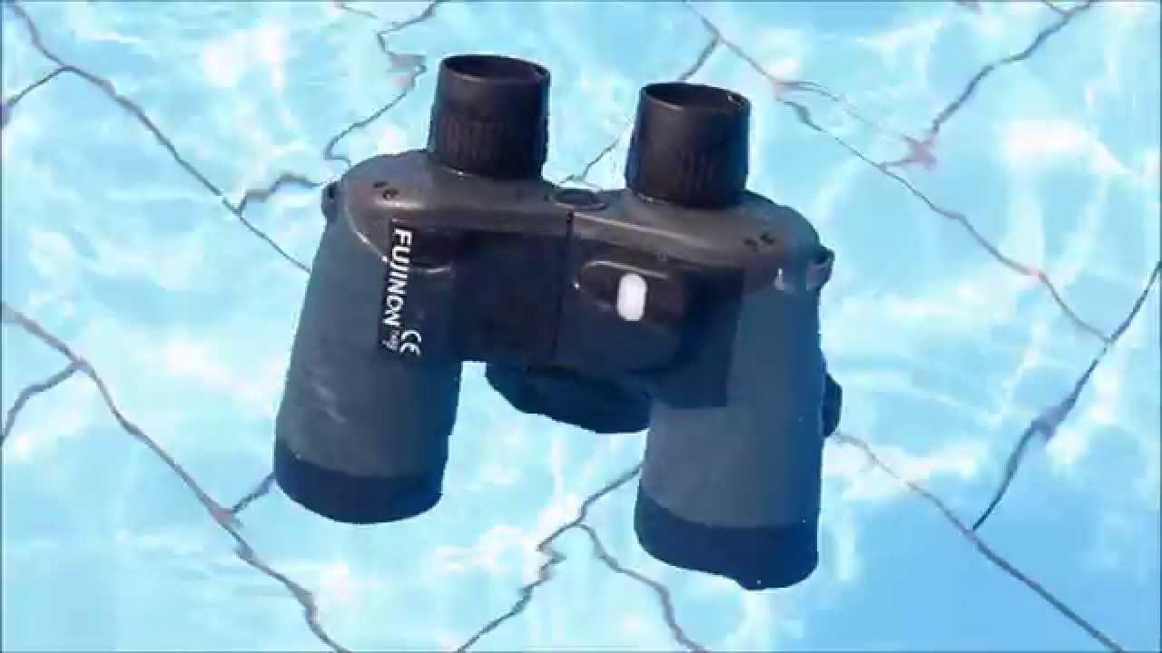 Плавающие бинокли FUJINON (Япония)