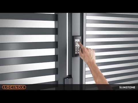 SlimStone Keypad - Locinox Installation