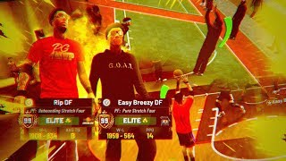 """THIS *NEW* SECRET TURNED THE """"WORST"""" BUILD TO A DEMIGOD IN NBA 2K19!! BEST BUILDS & JUMPSHOT IN PARK"""