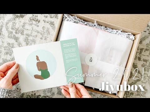 Jiyubox Unboxing Summer 2021
