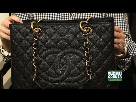 Heather's Couture Corner – In Depth Review of the Chanel Grande Shopping Tote