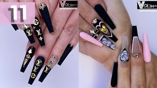 Awesome Acrylic Nail Designs ✨💅 The Best Acrylic Nail Art Designs Compilation #11
