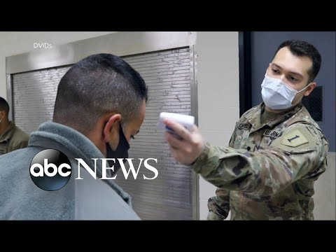 Strained hospitals in North Dakota call in Air Force to help