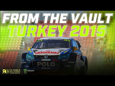 ワールドラリークロス 2015年に行われたWRXターキーのセミファイナル フルレース動画