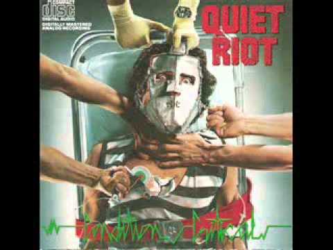 Quiet Riot  - Winners Take All.