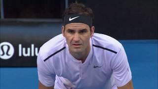 Alexander Zverev v Roger Federer highlights (Final) | Mastercard Hopman Cup 2018