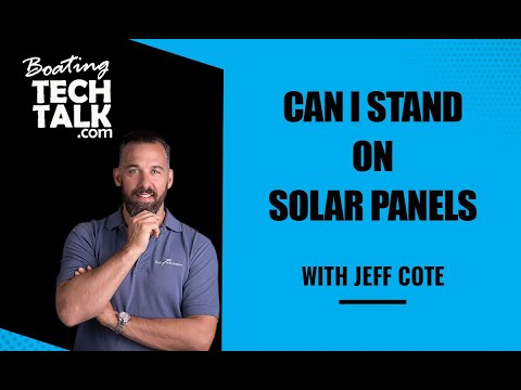 Ask PYS - Can I Stand on Flexible Solar Panels?
