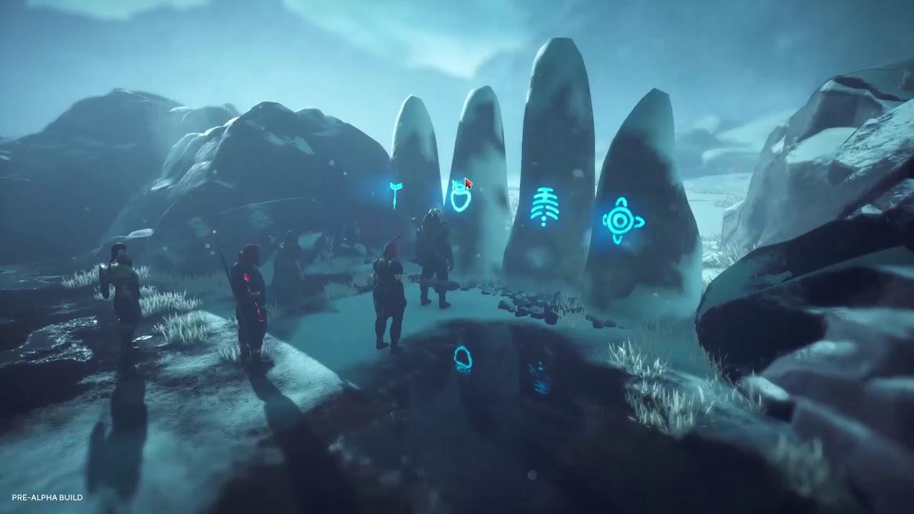 Геймплейный трейлер игры Waylanders, The
