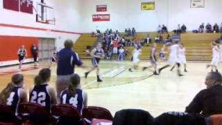 Crazy girls basketball coach