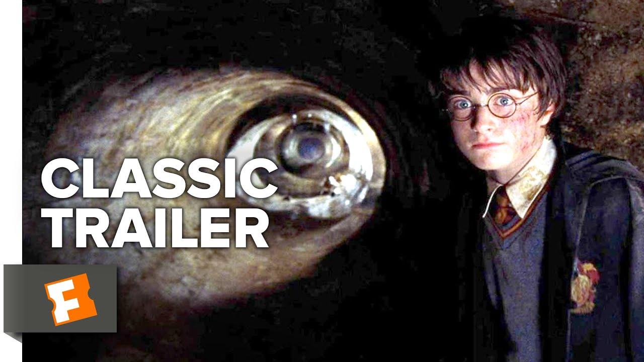 Trailer för Harry Potter och hemligheternas kammare