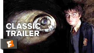 Harry Potter And The Chamber Of Secrets (2002) Official Trailer Daniel Radcliffe Movie HD