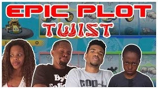 WIFEY'S EPIC PLOT TWIST!! - Mario Kart 8 Wii U Gameplay