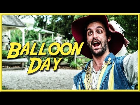 Balloon Day - Epic Npc Man (World of Warcraft Event)