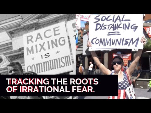 Why are Americans so afraid of Socialism? The Red Scare analyzed.