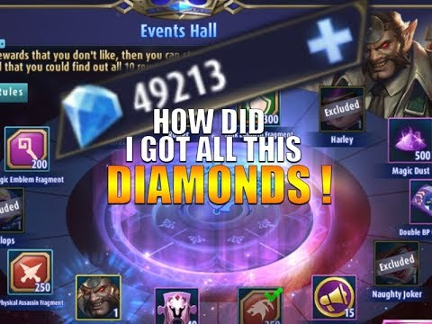 How did i got this DIAMONDS?? !! - Mobile Legends - Free diamonds - Guide - Giveaway