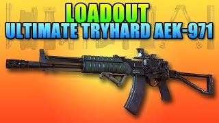 BF4 Loadout AEK-971 Tryhard MLG Pro | Battlefield 4 Assault Rifle