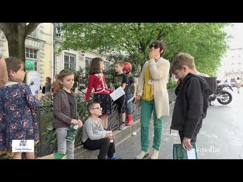 Histoire de voir - Visite guidée de Bordeaux pour enfant