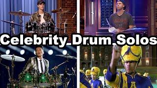 Celebrity Drum Solos - Tier List