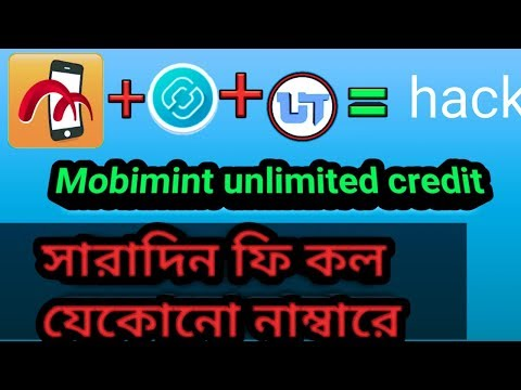 Free call  Mobimint apps hack unlimited credit unlimited free minute hd voice