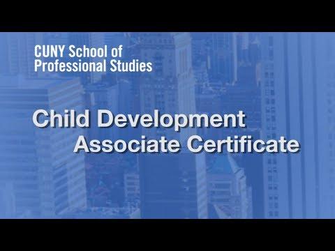 Information Session: CDA Child Development Associate Certificate ...