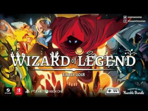 Wizard of Legend Announcement Trailer thumbnail