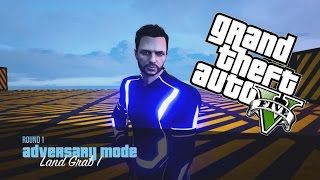 New Land Grab Adversary Mode in GTA 5 Online
