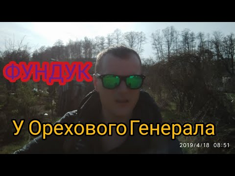 Фундук в Чернигове 18 апреля 2019.