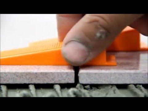Verlegefix Fliesen Nivelliersystem Verlegehilfe ist kompatibel zu Planfix